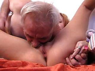 Viejo hombre fuck girl full tape