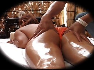 Masaje en el club de playa (japonés) 1