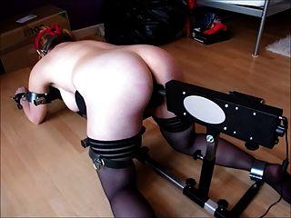Pelirrojo rechoncho video15 pelicula del piso y fuck machine 1st