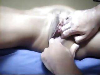Jenny niña # 3 fuck pie, estiramiento de gatito, snc puño
