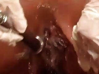 Baño caliente enema jugar
