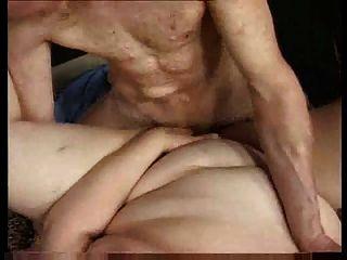 Abuelita gorda alemana