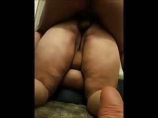 Crema anal esclavo bbw