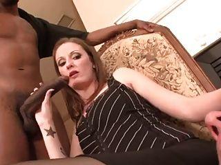 Marido cockholded y hecho para tragar