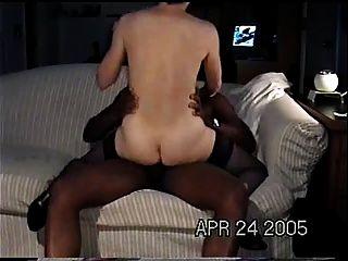 Caliente y caliente blanco esposas y sus amantes negro # 22.eln