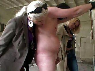 Dos señora y esclavo alemán csm