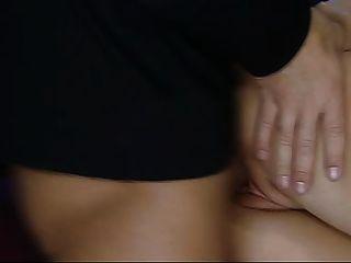 Hot blonde fucked anal sex de 2 chicos