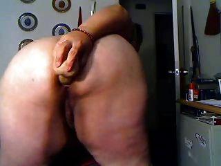 Dildo enorme anal bbw
