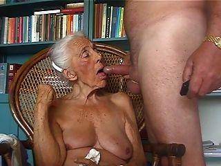 Amante 2 de la abuelita del pervertido