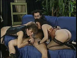 Punto de lujuria pt4.Kinky fisting alemán y jodido.
