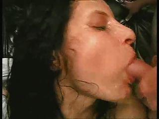 Puta de esperma alemana