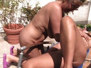 Lesbianas maduras y abuelitas