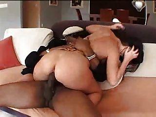 Luscious lopez gordo negro anal m27