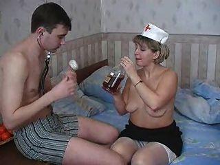 Mamá rusa valentina 6