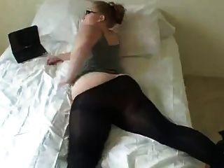 Chica con un hermoso culo