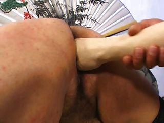 Puño vagina bbw y fuck duro anal