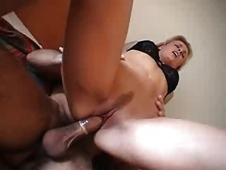 Chico arabe fuck french blonde