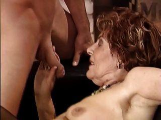 Abuela salvaje alemana por snahbrandy