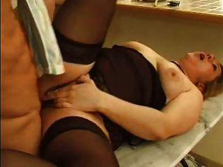 Francés maduro 9 bbw maduro con culo sexy