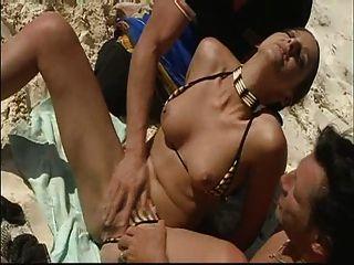 Diversión de la penetración de la playa del verano de la diversión!Recuerda el protector solar!Ver leer comentario de velocidad!