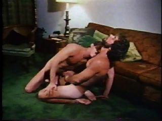 Vintage gay jack wrangler y george payne azul marino 1975