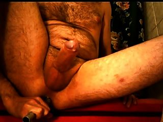 Mi viejo vid de ordeña de próstata
