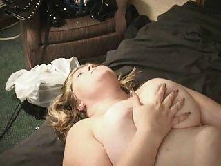 Chubby bbw rubia milf lesbianas