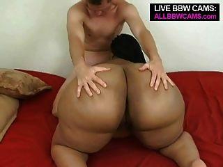 Sexo interracial bbw sexo gig tit fucking grasa culo parte 2