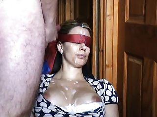 Corrida de ojos vendados
