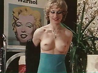 Puta anal (anal danesa de la vendimia)