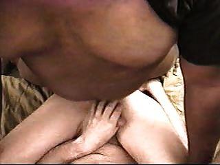 Big negro polla empala blanco