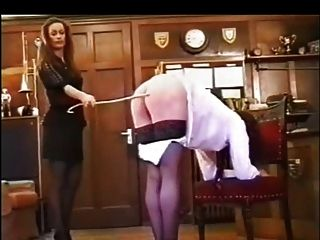 Ff morena caning