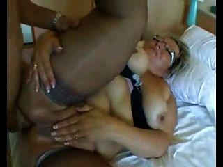 Bbw abuelita con grandes tetas en anal duro