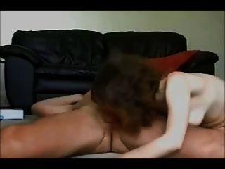 Amateur esposa se folla en la cinta de sexo casero