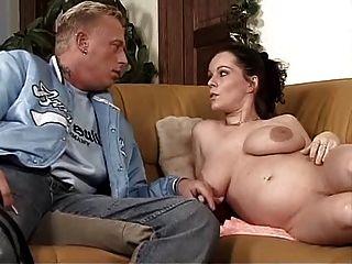 Milf embarazada 4 colección 12of46