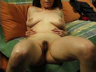 Amateur french girl casting y masturbación (1ere partie)