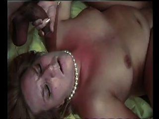 French maduro n49b anal bbw mamá en el sexo interracial partido