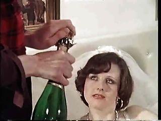 Orgía de la boda del vintage