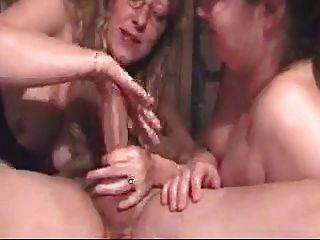 Debbie de garganta profunda y su amigo lo hacen cum