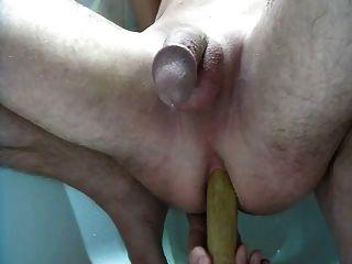 Masaje de próstata ordeño y múltiples escupidas