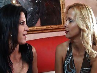 Lesbianas maduras
