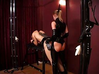 Lady stella y silvia fucking esclavos