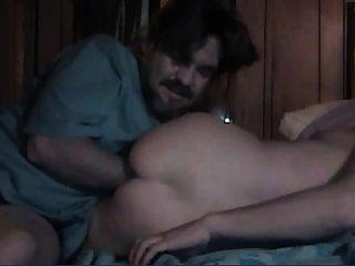 Duro puño anal