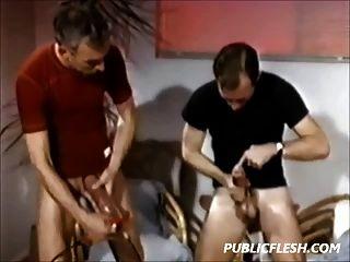Bombas gay del pene del vintage