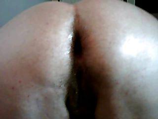 Otro applet en el culo peludo femenino