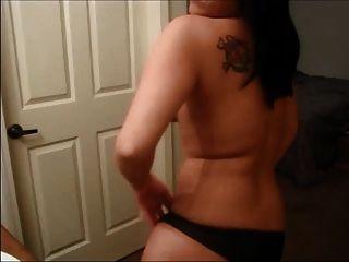 Top big booty shaker vestido desnudo 3