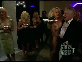 Playboy cumpleaños sorpresa desnuda pamela