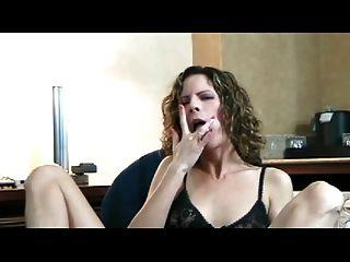 Esposa maturando al orgasmo