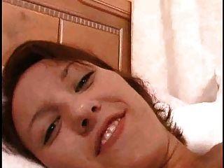 Dedo follando su coño y el culo muchos jadeando el orgasmo