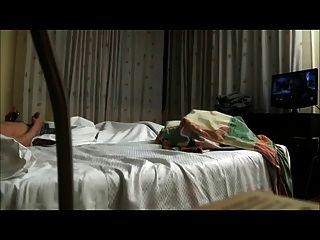 Sexo real de la criada del hotel para el dinero